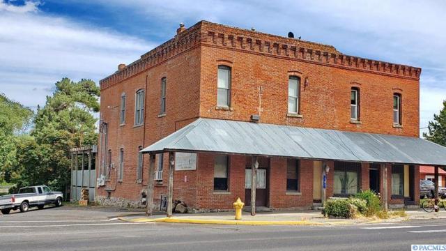 101 S Montgomery Street, Uniontown, WA 99179 (MLS #238298) :: Community Real Estate Group