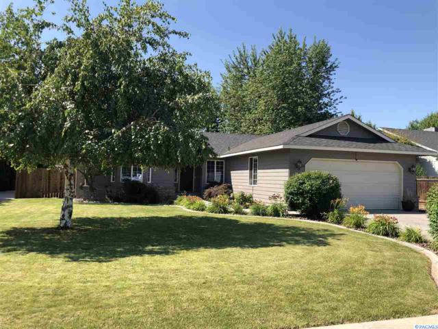 4701 Kendall Way, West Richland, WA 99353 (MLS #238582) :: Premier Solutions Realty