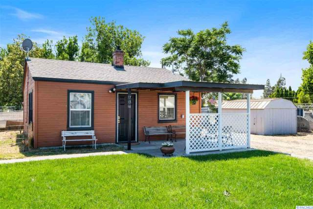 734 E 6th Ave, Kennewick, WA 99336 (MLS #238655) :: Dallas Green Team