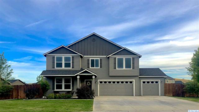 6007 Bluewood St, West Richland, WA 99253 (MLS #238665) :: The Lalka Group