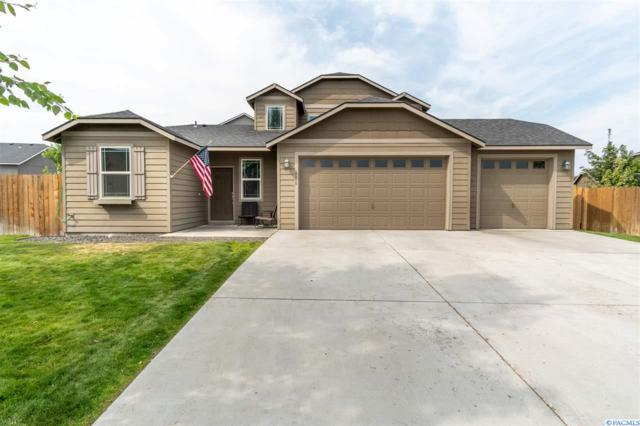 6018 Noble Ct, West Richland, WA 99353 (MLS #238666) :: The Lalka Group