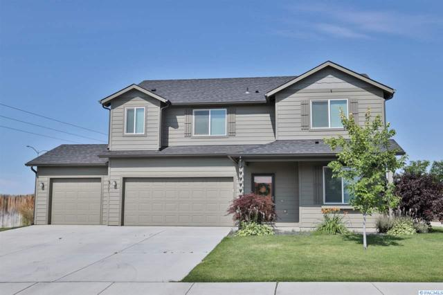6201 Teak Lane, West Richland, WA 99353 (MLS #238753) :: The Lalka Group