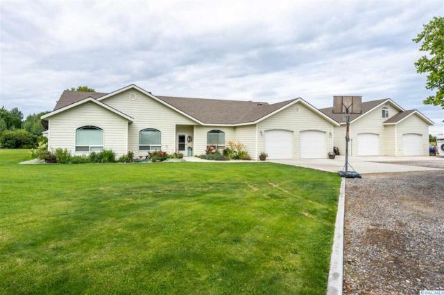 11612 N Griffin Rd, Prosser, WA 98930 (MLS #238805) :: The Lalka Group