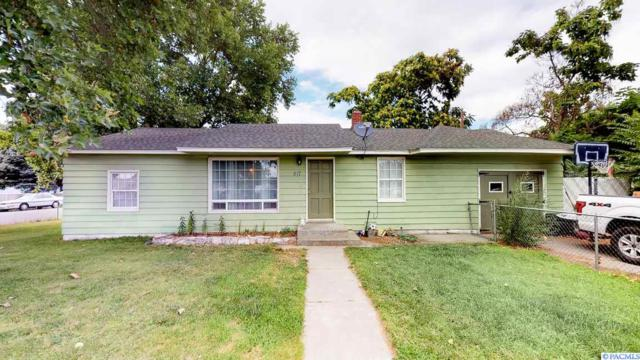 817 S Fruitland Street, Kennewick, WA 99336 (MLS #238847) :: The Lalka Group