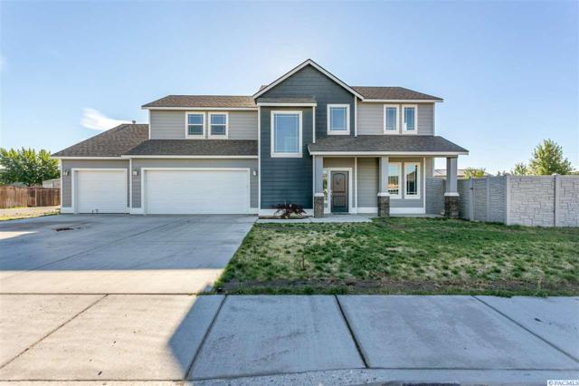 1392 Quartz Ave, West Richland, WA 99353 (MLS #238848) :: The Lalka Group