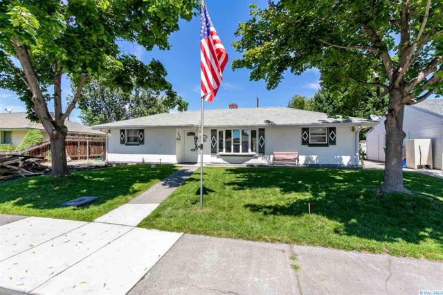 312 W 12th Ave, Kennewick, WA 99337 (MLS #238859) :: The Lalka Group