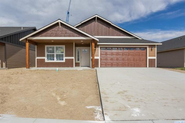 6409 Springer Lane, Pasco, WA 99301 (MLS #238864) :: The Lalka Group