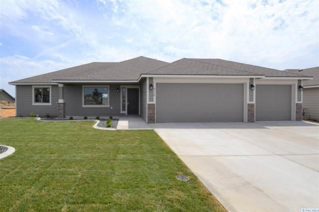 8116 Babine Dr, Pasco, WA 99301 (MLS #238875) :: The Lalka Group