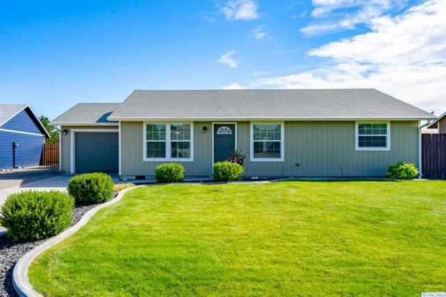4837 Hibiscus Street, West Richland, WA 99353 (MLS #238897) :: Premier Solutions Realty