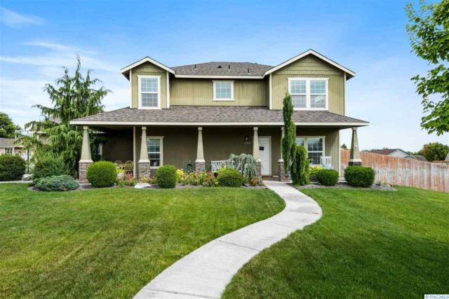 3106 S Highlands Blvd, West Richland, WA 99354 (MLS #238913) :: Premier Solutions Realty