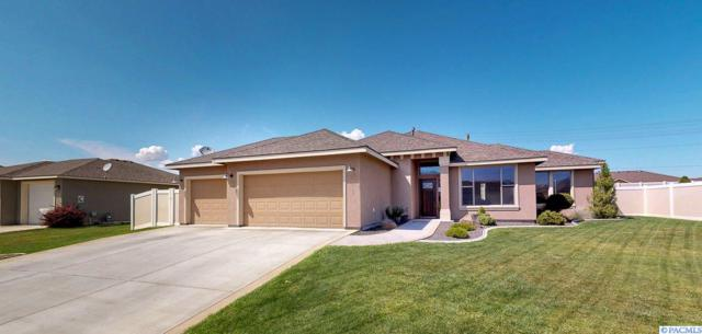 6392 Polaris Street, West Richland, WA 99353 (MLS #238968) :: Premier Solutions Realty