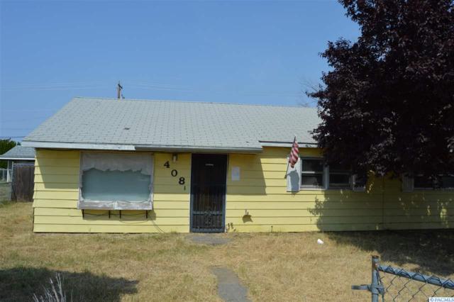 408 N Beech Ave, Pasco, WA 99301 (MLS #238973) :: Community Real Estate Group