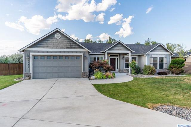 1386 Cowiche Court, Richland, WA 99352 (MLS #238997) :: The Lalka Group