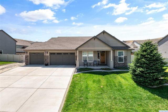 619 Southwell, Richland, WA 99352 (MLS #239090) :: Community Real Estate Group