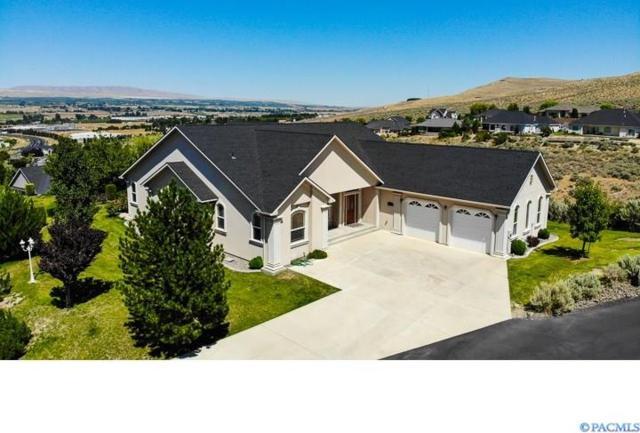 1315 Mustang Ct, Prosser, WA 99350 (MLS #239095) :: Community Real Estate Group