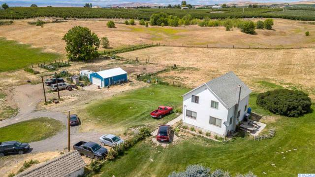 511 Valley View Rd, Zillah, WA 98953 (MLS #239361) :: Premier Solutions Realty