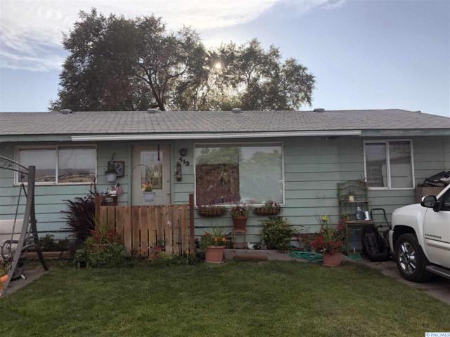 413 S Washington Ave., Warden, WA 98857 (MLS #239631) :: Community Real Estate Group