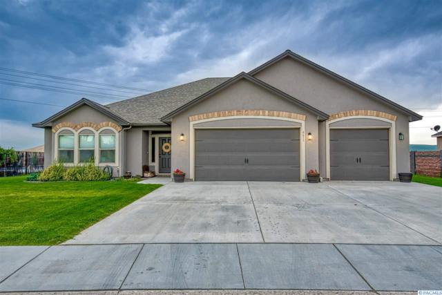 6615 Shale St, West Richland, WA 99353 (MLS #239668) :: Premier Solutions Realty
