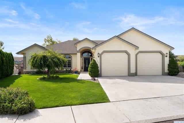 3122 Canyon Lakes Drive, Kennewick, WA 99336 (MLS #240557) :: The Lalka Group