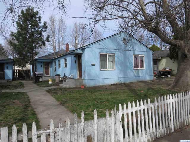1303-1311 Shoshone St, Pasco, WA 99301 (MLS #240566) :: The Lalka Group