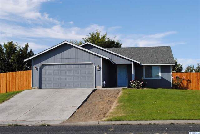 520 E Clark, Connell, WA 99326 (MLS #240574) :: The Lalka Group