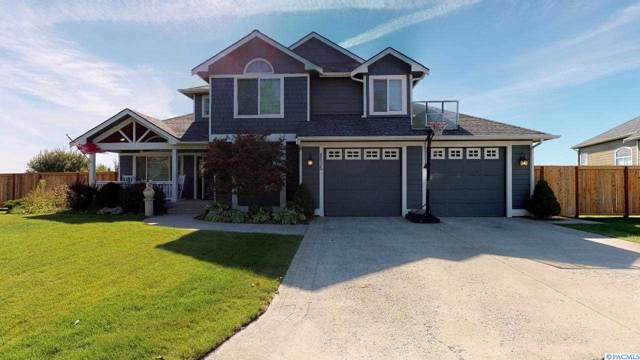 1535 NW Nicole Court, Pullman, WA 99163 (MLS #240631) :: Community Real Estate Group