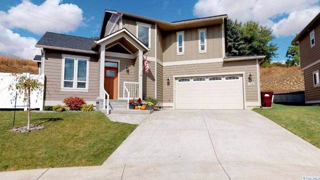 1300 SW Hannah Street, Pullman, WA 99163 (MLS #240709) :: Community Real Estate Group