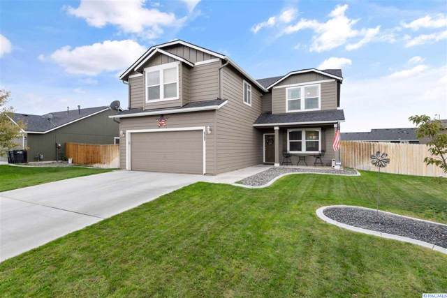 6208 Westport Lane, Pasco, WA 99301 (MLS #240712) :: Dallas Green Team