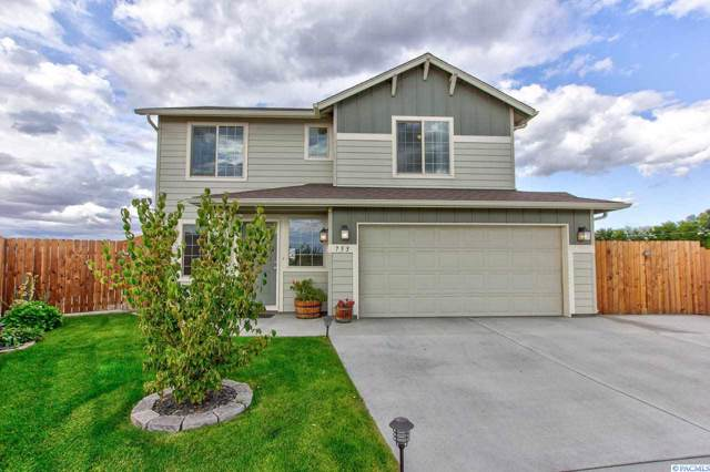 753 Tanglewood Drive, Richland, WA 99352 (MLS #240719) :: Premier Solutions Realty