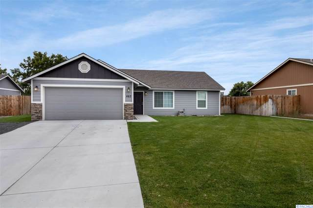 462 E 15th Pl, Kennewick, WA 99337 (MLS #240721) :: Dallas Green Team