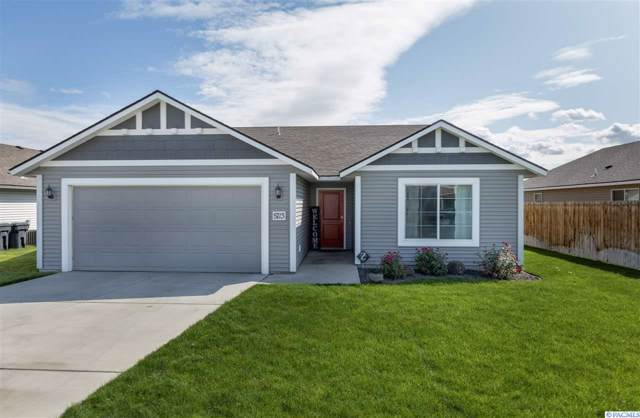 5713 Sidon Lane, Pasco, WA 99301 (MLS #240730) :: Dallas Green Team