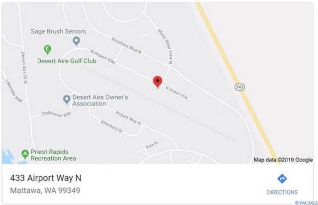 433 SW Airport Way, Mattawa, WA 99346 (MLS #240731) :: Community Real Estate Group