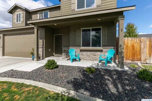 6027 Teak Ln, West Richland, WA 99353 (MLS #240759) :: Premier Solutions Realty