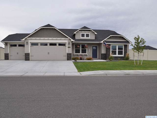1001 Amber Ave., West Richland, WA 99353 (MLS #241001) :: Community Real Estate Group