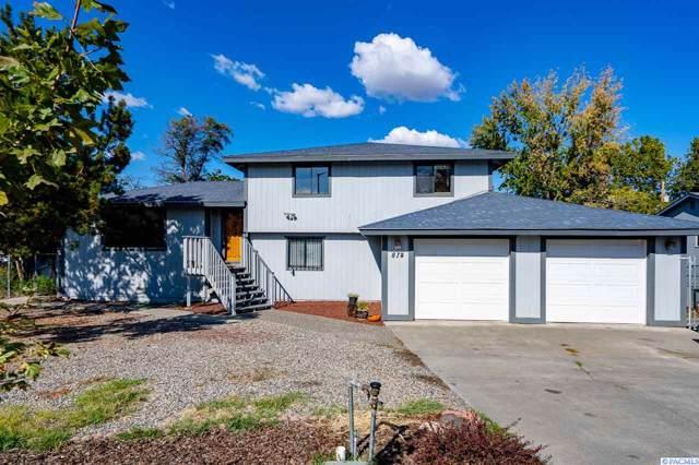814 Cottonwood Lp, Richland, WA 99352 (MLS #241045) :: Community Real Estate Group