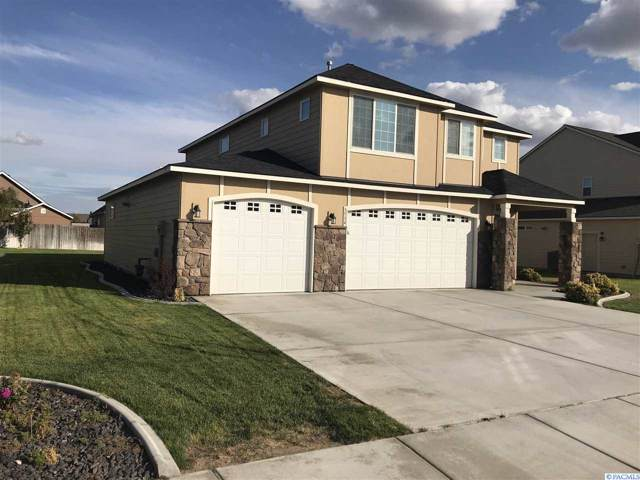 1534 Amber Ave, West Richland, WA 99353 (MLS #241114) :: Community Real Estate Group