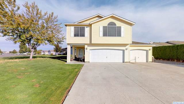 7911 Rush Creek Drive, Pasco, WA 99301 (MLS #241151) :: Premier Solutions Realty