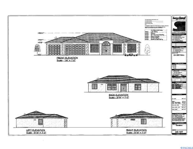 510 E 27th Ave, Kennewick, WA 99337 (MLS #241183) :: The Phipps Team