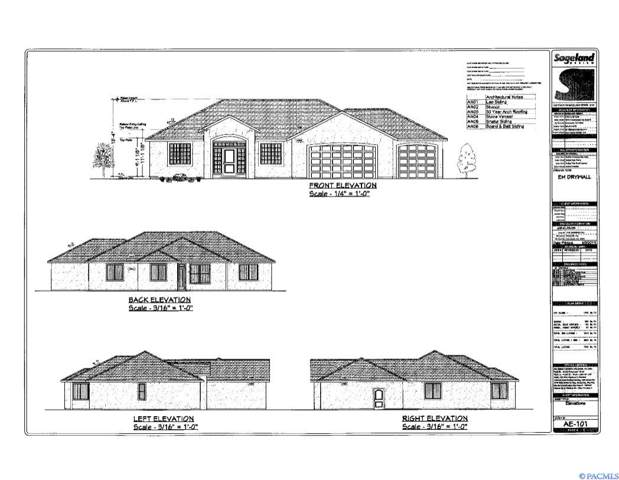 560 E 27th Ave, Kennewick, WA 99337 (MLS #241199) :: The Phipps Team