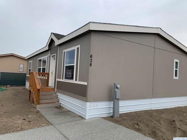 636 Lonetree Lane, Richland, WA 99352 (MLS #241216) :: Community Real Estate Group