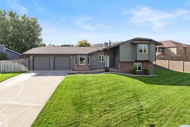 1701 Silverwood Drive, Richland, WA 99352 (MLS #241259) :: Community Real Estate Group