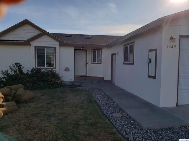 1639 Cactus Loop, Richland, WA 99352 (MLS #241273) :: Community Real Estate Group