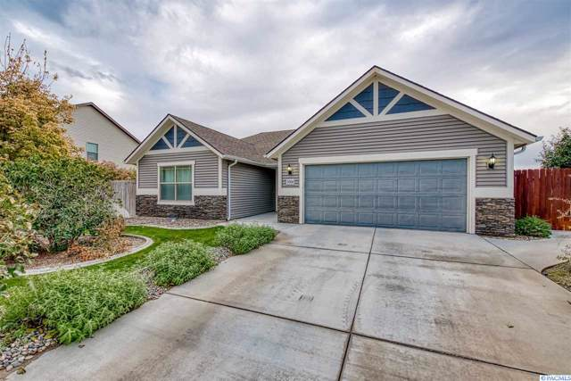 5004 NW Commons Drive, Pasco, WA 99301 (MLS #241334) :: Community Real Estate Group