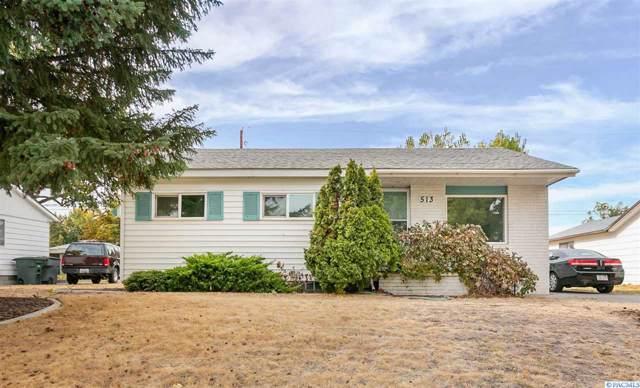 513 Winslow Ave, Richland, WA 99352 (MLS #241354) :: Community Real Estate Group
