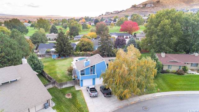 159 W Greenview Drive, Richland, WA 99352 (MLS #241385) :: Premier Solutions Realty