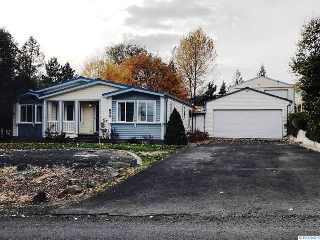 800 S Hillcrest, Colfax, WA 99111 (MLS #241417) :: Beasley Realty