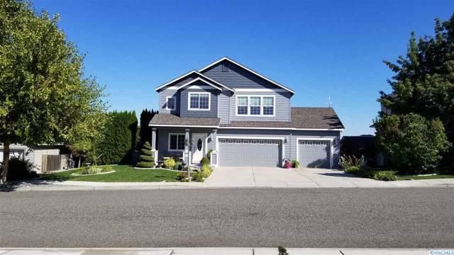 576 Charbonneau Drive, Richland, WA 99352 (MLS #241434) :: Premier Solutions Realty