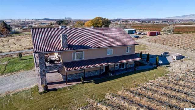 45407 Whitmore Prnw, Benton City, WA 99352 (MLS #241661) :: Columbia Basin Home Group