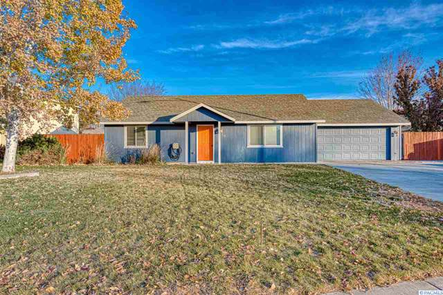 5630 Oleander St, West Richland, WA 99353 (MLS #241713) :: The Phipps Team