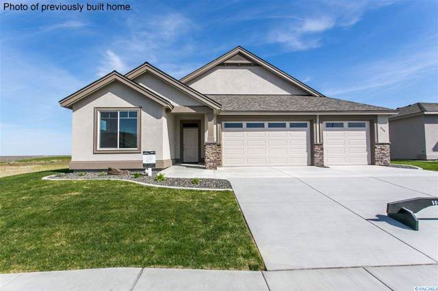 3306 Wild Canyon Way, Richland, WA 99354 (MLS #241722) :: The Phipps Team